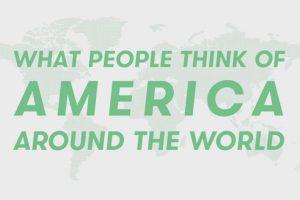 Personas de diversos países ofrecieron su opinión de Estados Unidos. Foto:Vía Youtube Cut Video. Imagen Por: