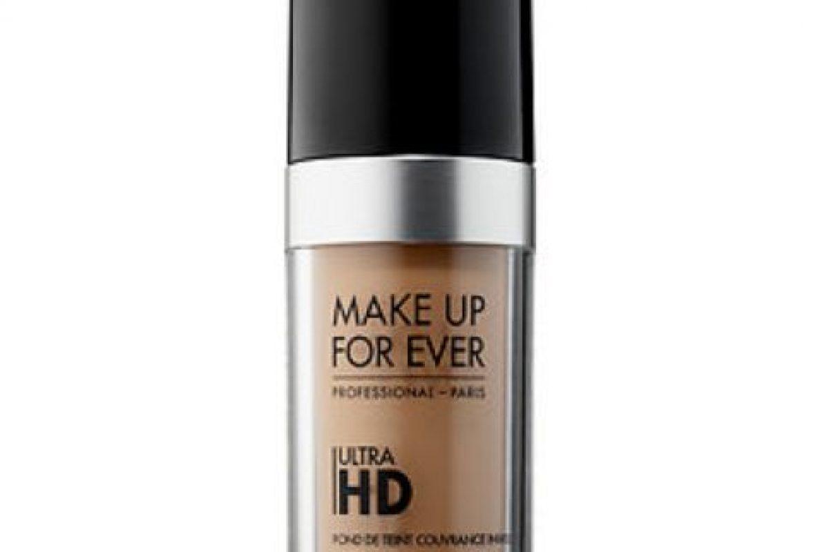1. Base Ultra HD Make Up For Ever US$43 / € 39 sephora.com Foto:vía Sephora. Imagen Por:
