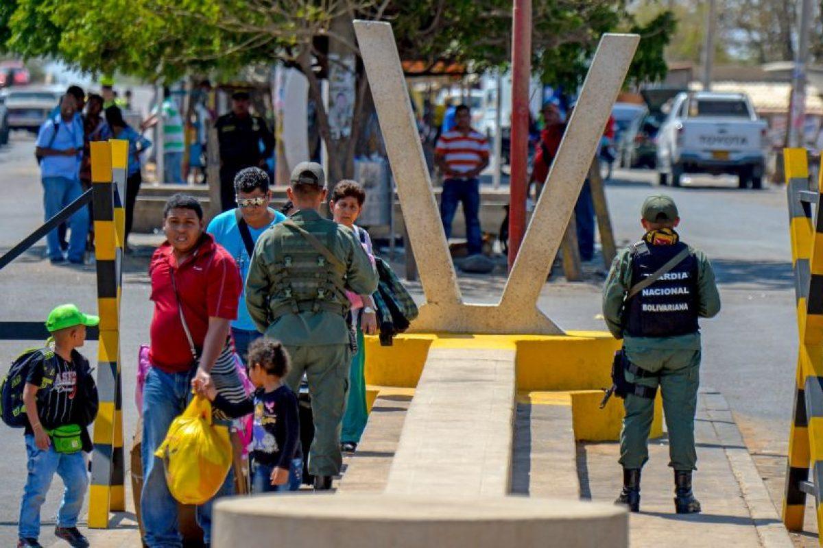 De acuerdo a la Oficina de Coordinación Humanitaria de Naciones Unidas en Colombia Foto:AFP. Imagen Por: