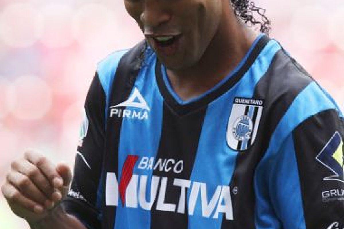 7. Querétaro (2014-2015). Foto:Getty Images. Imagen Por:
