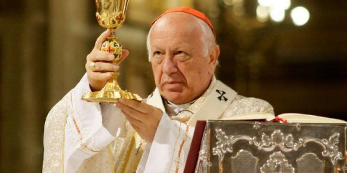 Convocan funa contra cardenal Ezzati para el próximo Te Deum