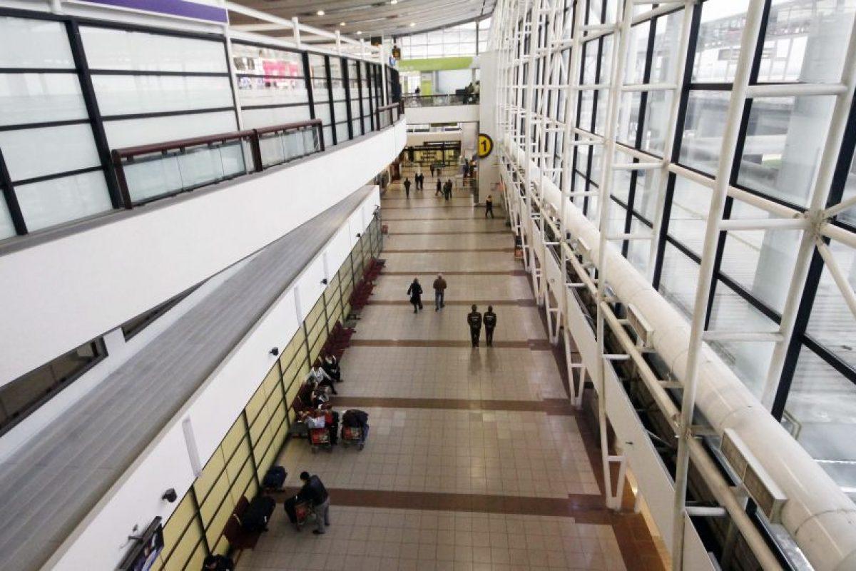 Santiago Foto:Agencia Uno. Imagen Por: