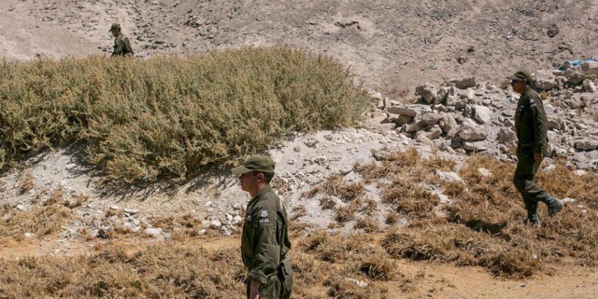Piden ayuda a Bolivia para buscar a andinista perdido en Parinacota