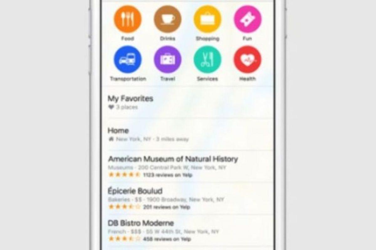 Health: una nueva app personal sobre temas de salud. Foto:Apple. Imagen Por: