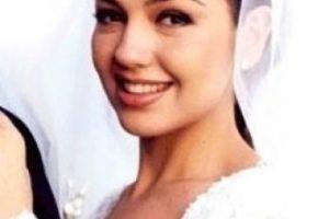 """Luego de su transformación, """"María"""" se veía así. Foto:vía instagram.com/thalia. Imagen Por:"""