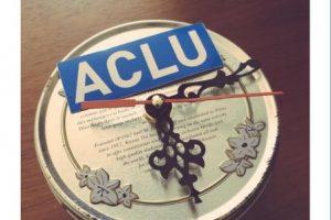Esto lo publicó la Unión de Libertades Civiles de Estados Unidos. Foto:Twitter.com. Imagen Por: