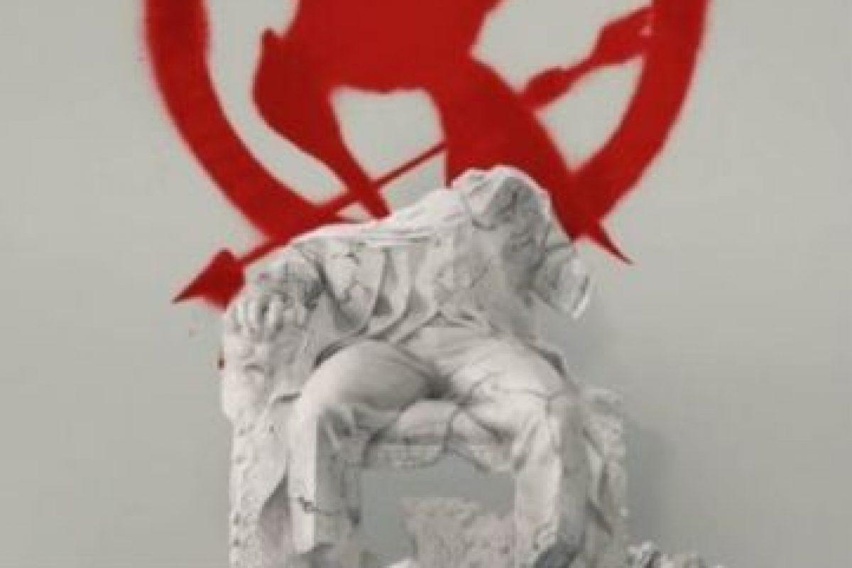 """Figura del """"presidente Snow"""". Foto:IMDb. Imagen Por:"""