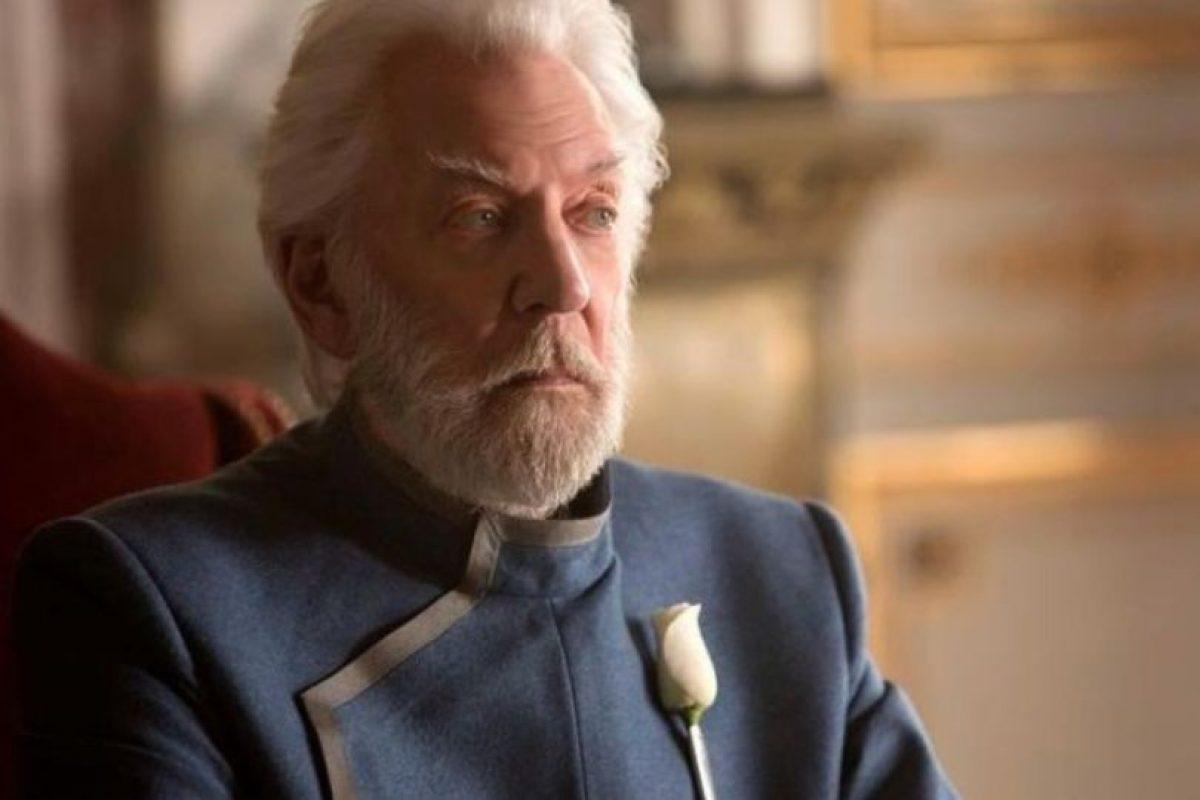 """""""Snow"""" es un hombre autoritario. Foto:IMDb. Imagen Por:"""
