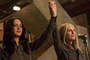 """La misión de """"Katniss"""" es derrocar la presencia del Capitolio en Panem. Foto:IMDb. Imagen Por:"""