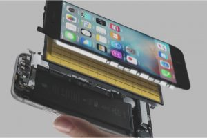 Tapic Engine, sensores capacitivos y 3D Touch. Foto: Apple. Imagen Por:
