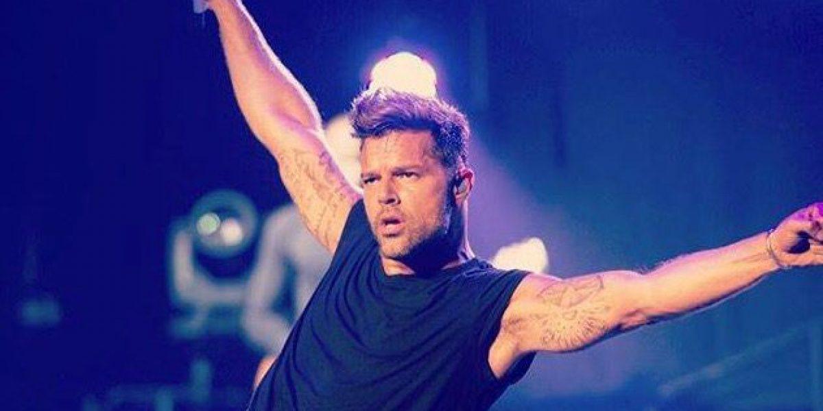 Terromoto conmovió a Ricky Martin