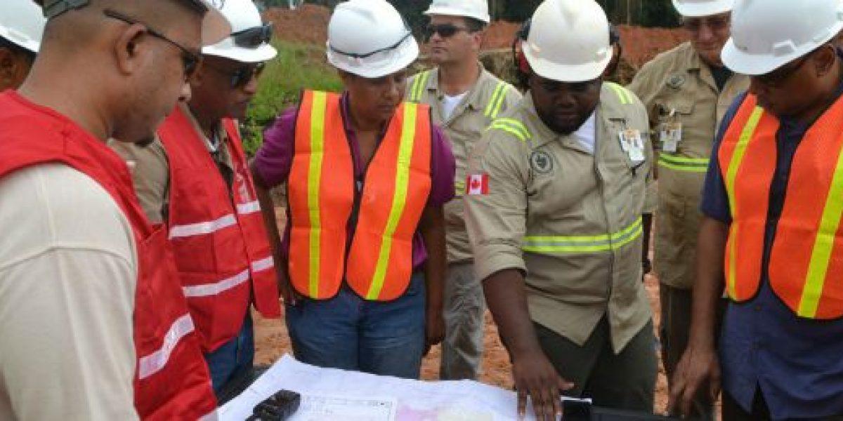 Guyana inicia extracción de oro en área de disputa con Venezuela