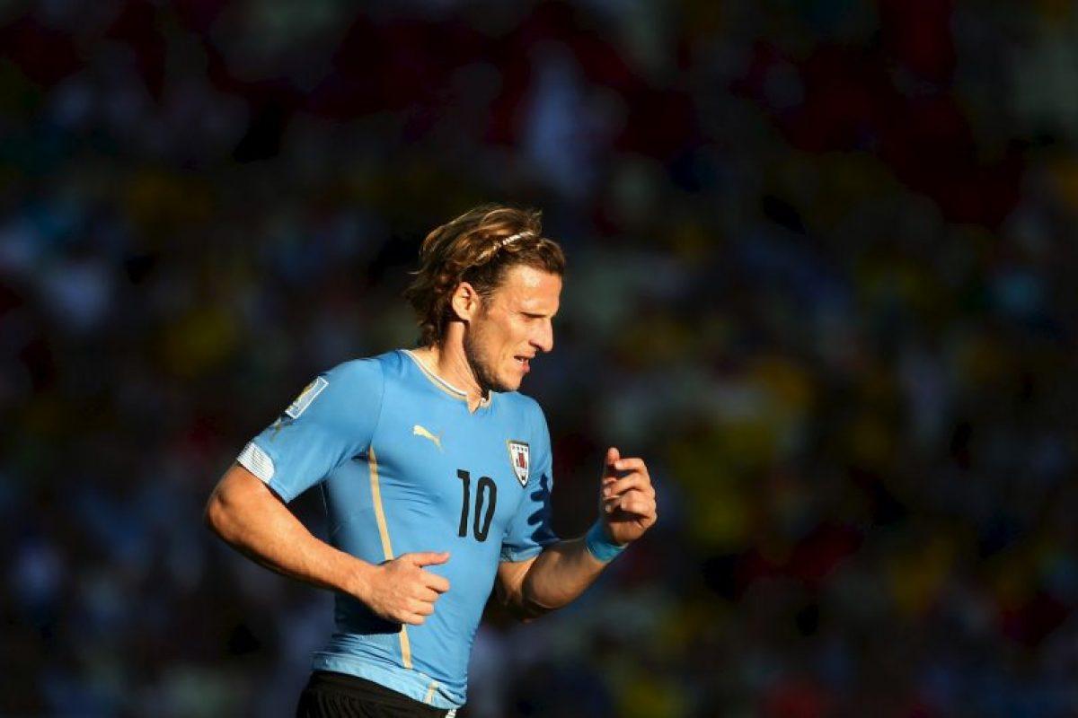 6. Diego Forlán – Uruguay Foto:Getty Images. Imagen Por: