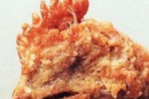 ¿Para qué el pedazo de pollo si está la cabeza entera? Foto:vía Imgur. Imagen Por: