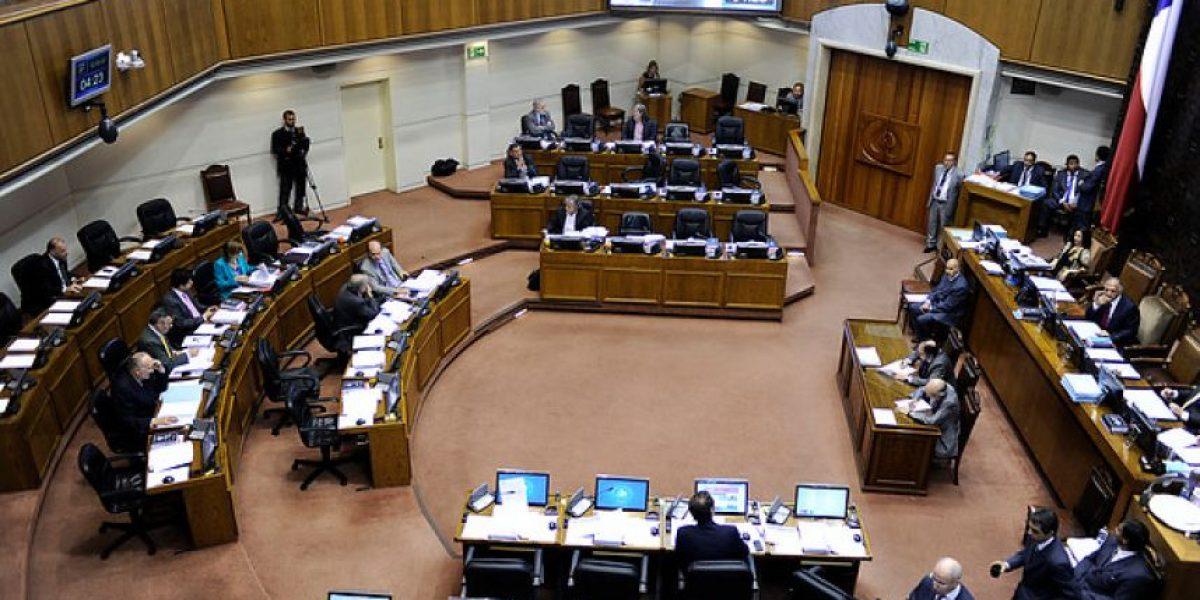 Senado rechaza condena de cárcel contra Leopoldo López