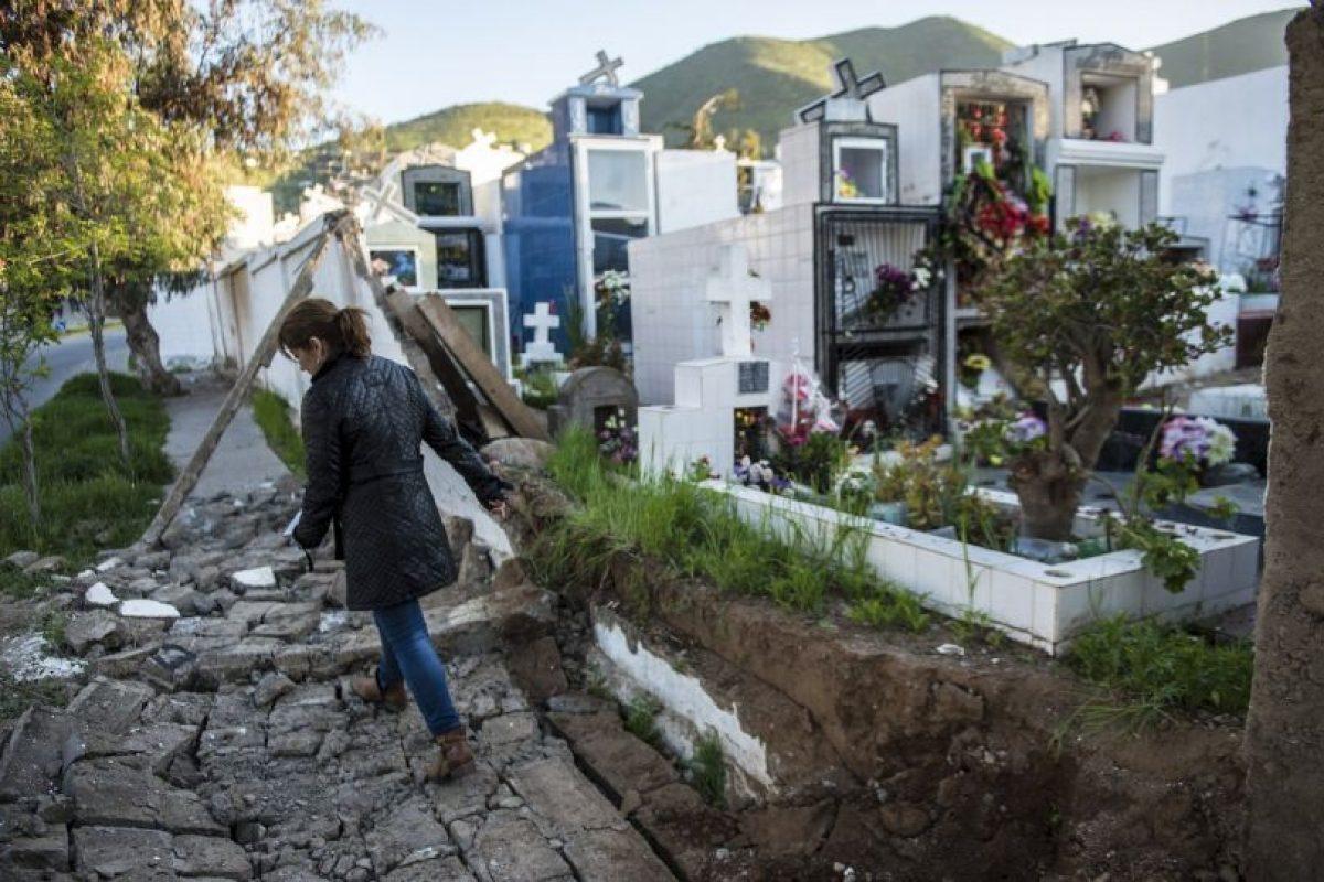 Coquimbo, es la región más afectada del país Foto:AFP. Imagen Por: