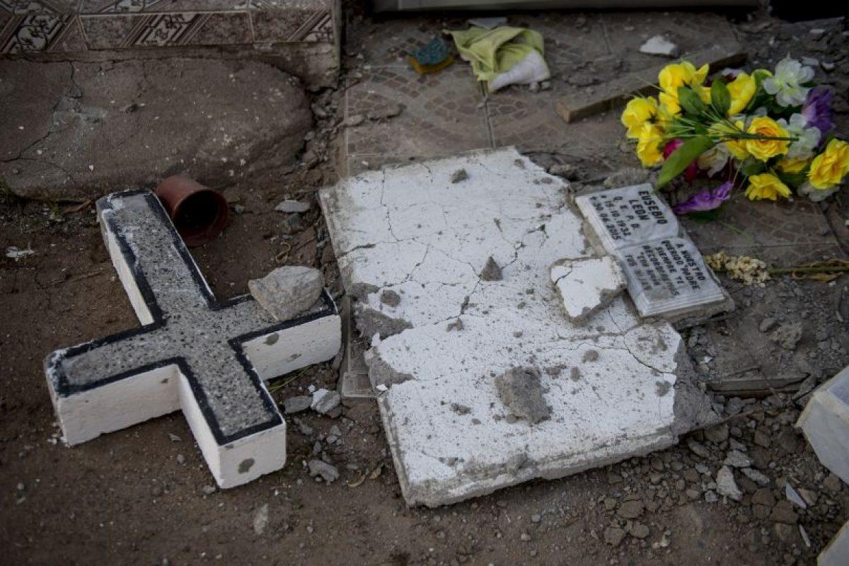 Además de alerta de tsunami, que horas después fue cancelada Foto:AFP. Imagen Por:
