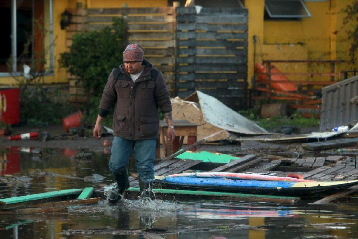 Un millón de personas fueron desalojadas de sus hogares tras el sismo. Foto:AFP. Imagen Por: