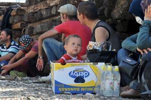De acuerdo con el primer ministro de Croacia, Zoran Milanovic, todos los refugiados que quieran seguir su camino tendrán vía libre. Foto:AFP. Imagen Por: