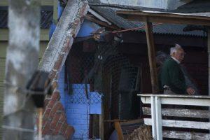 Esta foto fue tomada en Concón, al norte de Santiago. Foto:AFP. Imagen Por: