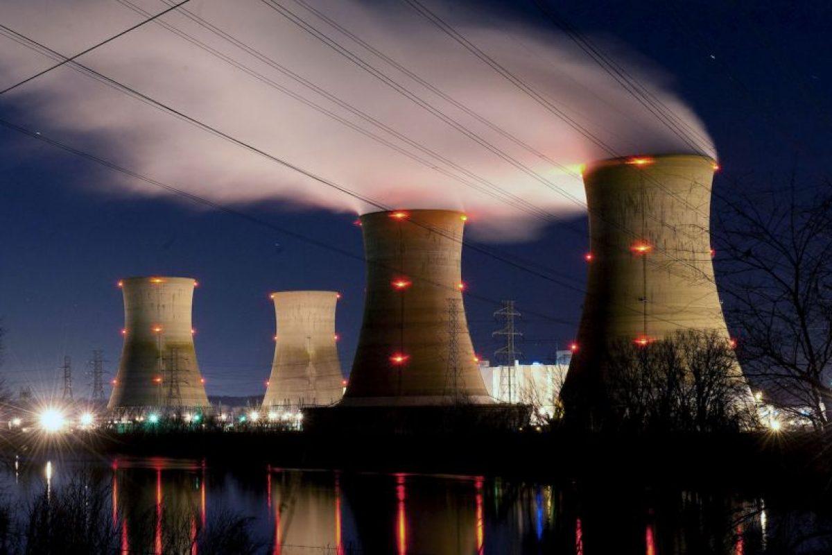También se vio afectada la central nuclear de Onagawa. Foto:Getty Images. Imagen Por:
