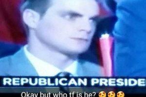 También en Snapchat, se burlaron de esta persona del público Foto:Twitter.com. Imagen Por: