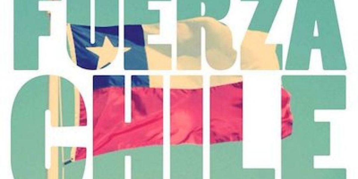 Las imágenes con las que Chile muestra su buen humor ante el terremoto