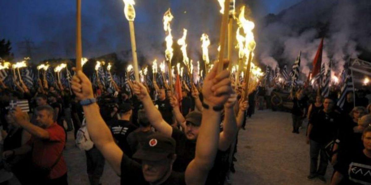 El auge de los ultras griegos