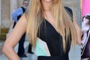 Edurne García Almagro es una cantante, actriz y presentadora española. Foto:Getty Images. Imagen Por:
