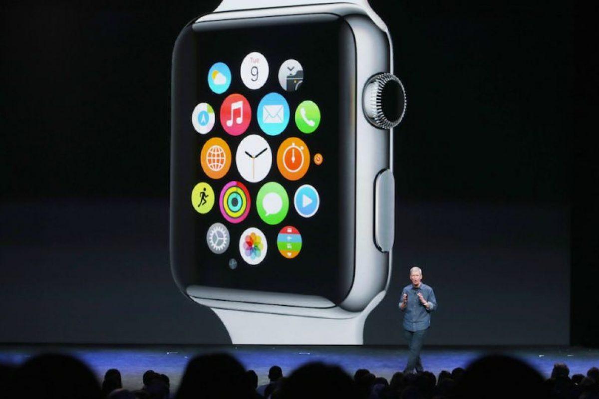 Sistema operativo: Basado en iOS 8. Foto:Getty Images. Imagen Por: