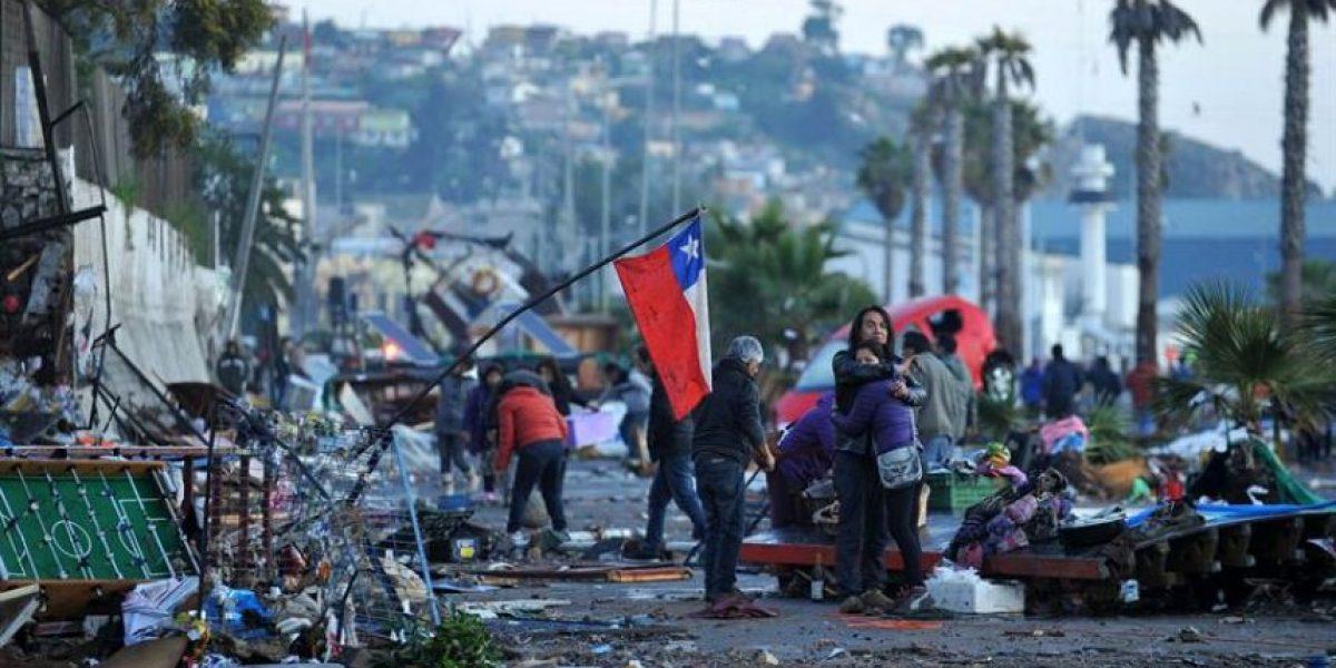 La UE ofrece ayuda a Chile tras el terremoto