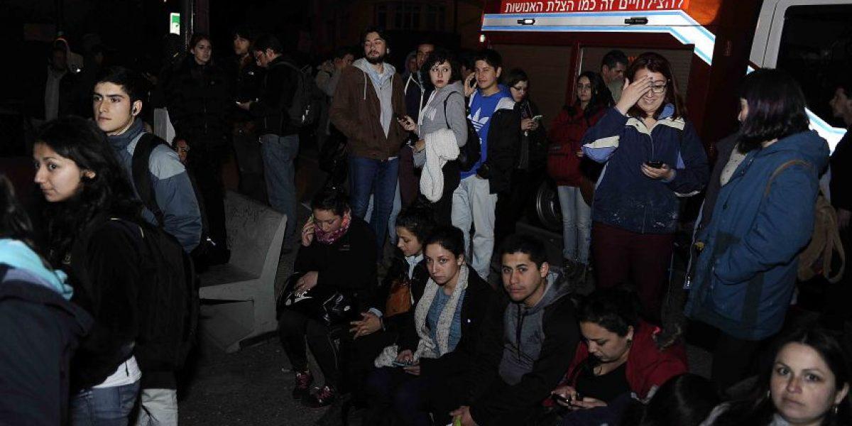 Terremoto de 8.4 Richter: a estas horas arribarán olas del tsunami en Chile
