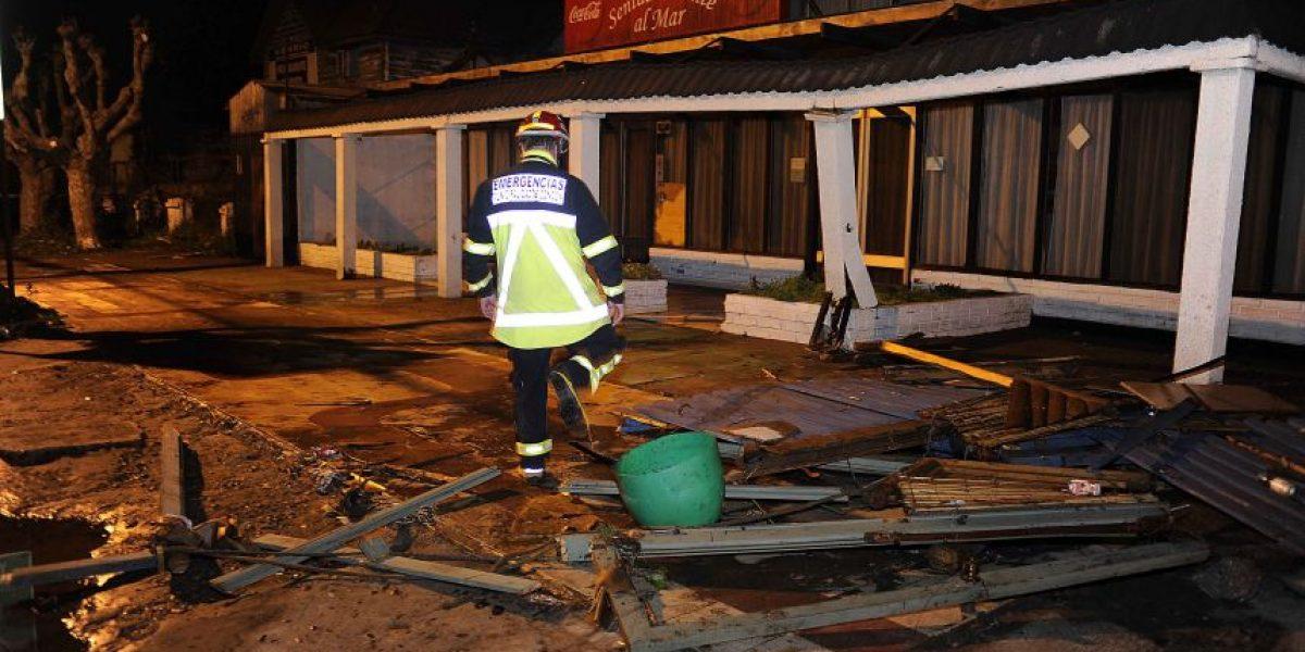 Aumenta a ocho cifra de víctimas fatales producto del terremoto