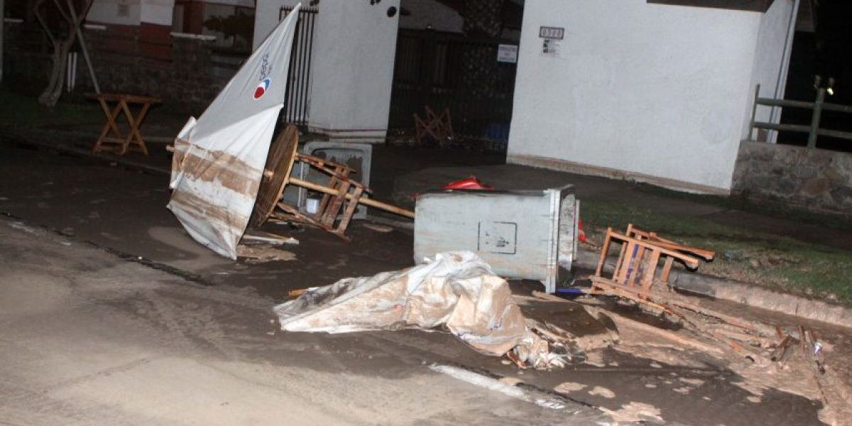 74 réplicas se han registrado desde  el terremoto 8.4 en el Norte