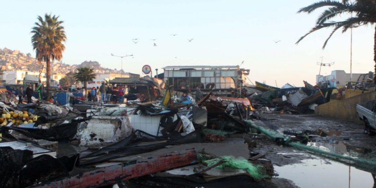 En sólo 8 minutos el SHOA entregó alerta de tsunami tras terremoto