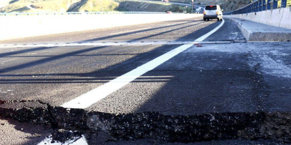 Bienes Nacionales levanta información territorial tras terremoto
