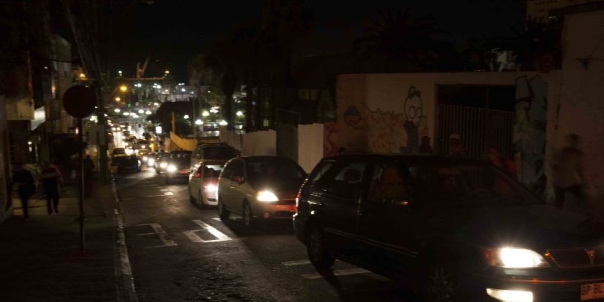 Arica: habitantes realizan evacuación tras alerta de tsunami
