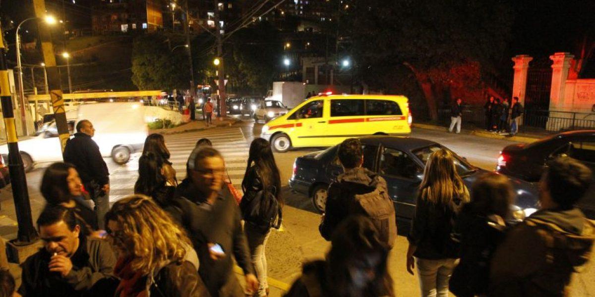 Intendente de Valparaíso: