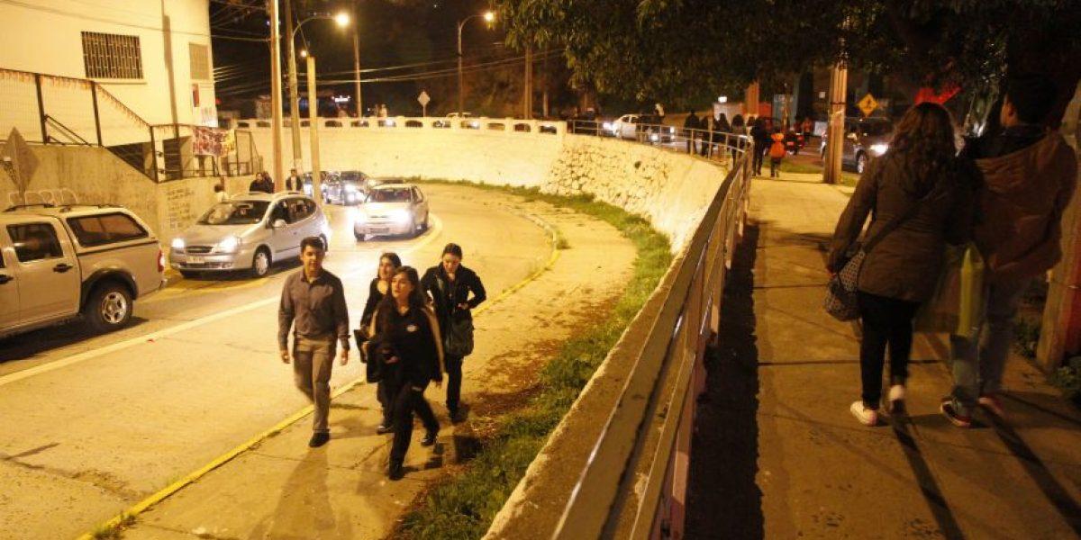 Así se vivió en Brasil el terremoto de 8.4 Richter de Canela Bajo