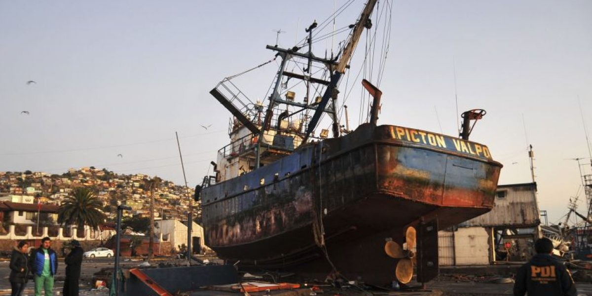 Los efectos psicológicos post  terremoto en la población chilena