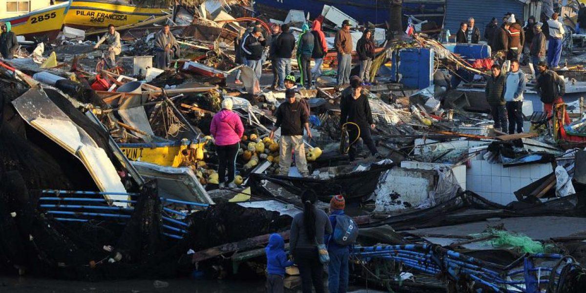 Terremoto en Chile: uno de los de mayor intensidad de los últimos 25 años en el mundo