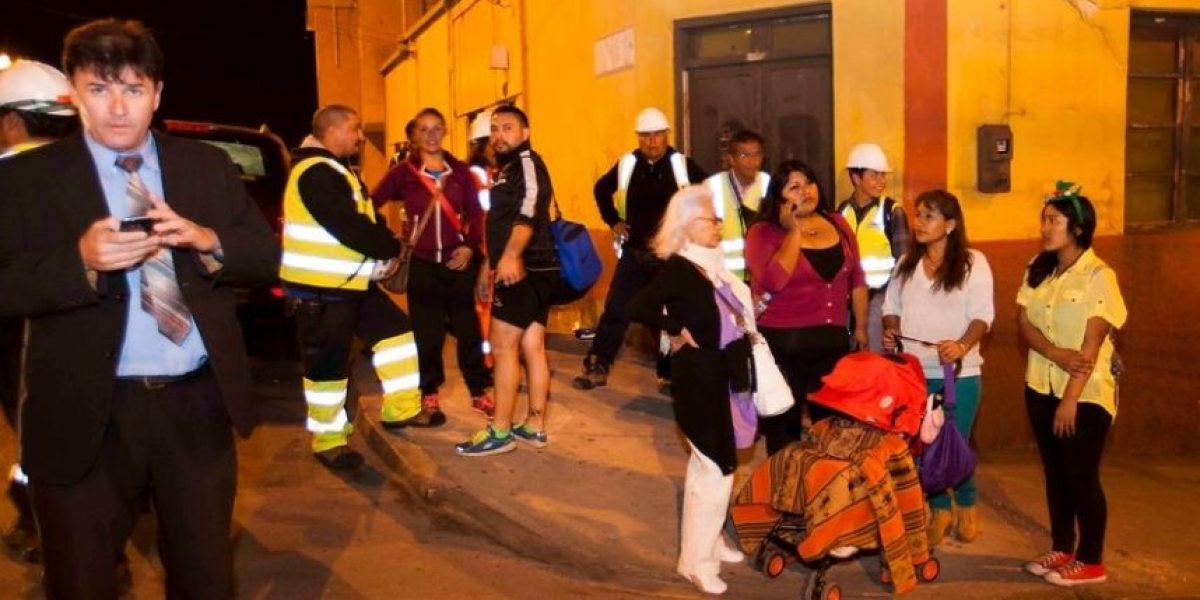 """La serie de sismos que """"previeron"""" el terremoto en Chile"""