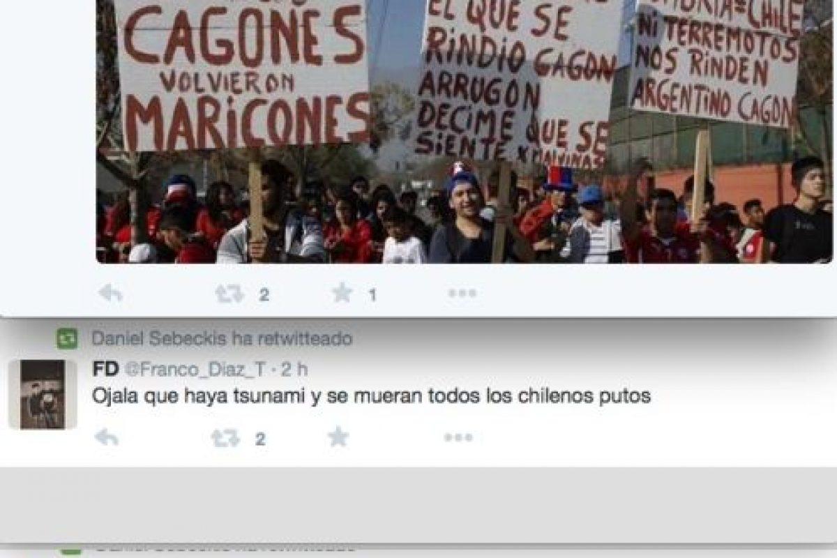 Foto:Reproducción / Twitter. Imagen Por: