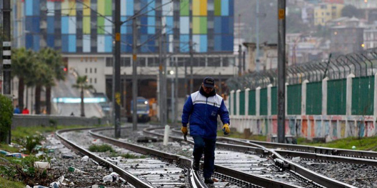 Metro de Valparaíso reanuda operaciones luego de terremoto 8.4 Richter