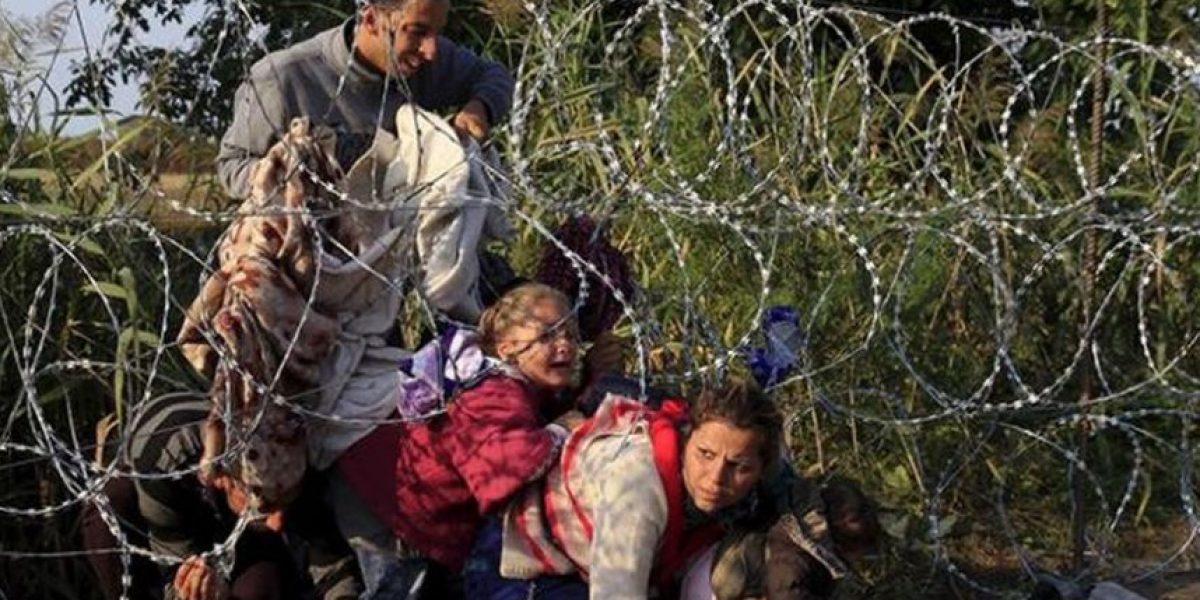 La UE recrimina a Hungría que las vallas y la violencia no son la solución