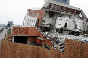 Los efectos del terremoto del 2010. Foto:Agencia UNO. Imagen Por: