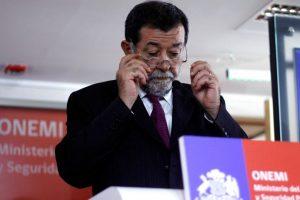 Mahmud Aleuy, subsecretario del Interior Foto:Agencia Uno. Imagen Por: