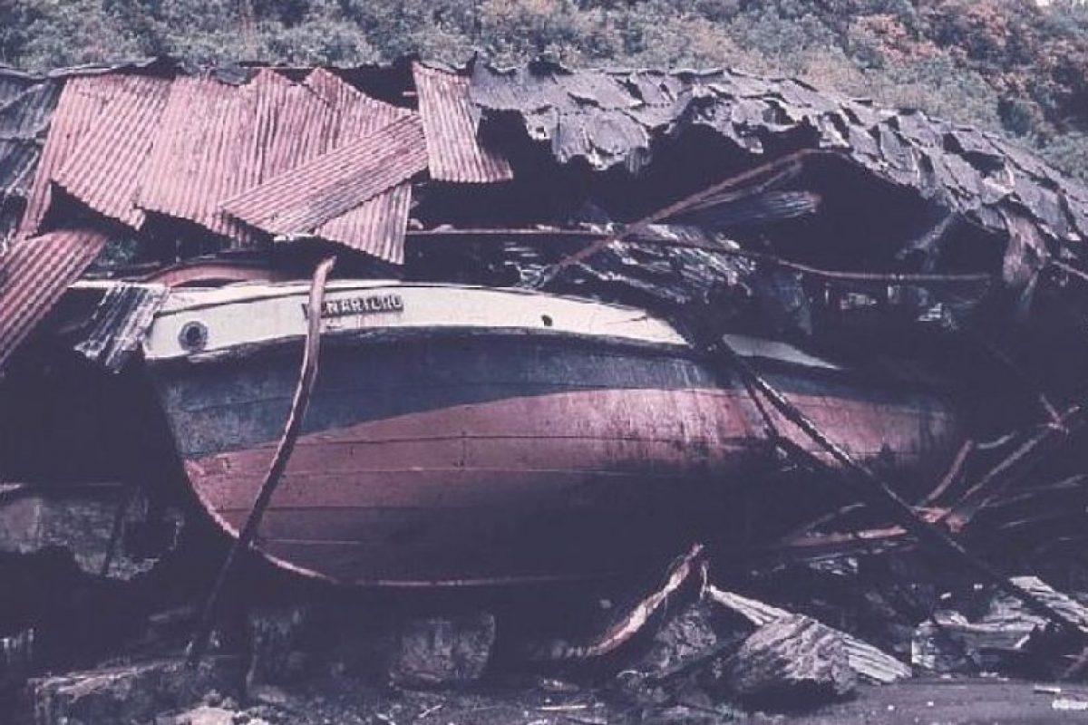 1. 22 de mayo de 1960, Valdivia, Chile: Con una magnitud de 9.5 es considerado uno de los más poderosos de la historia Foto:Wikimedia. Imagen Por: