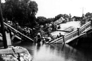 4. 28 de julio 1976, Tangshan, China: Con una magnitud de 7.5 se estima que pudo haber cobrado la vida de aproximadamente 655 mil personas Foto:Earthquake.usgs.gov. Imagen Por: