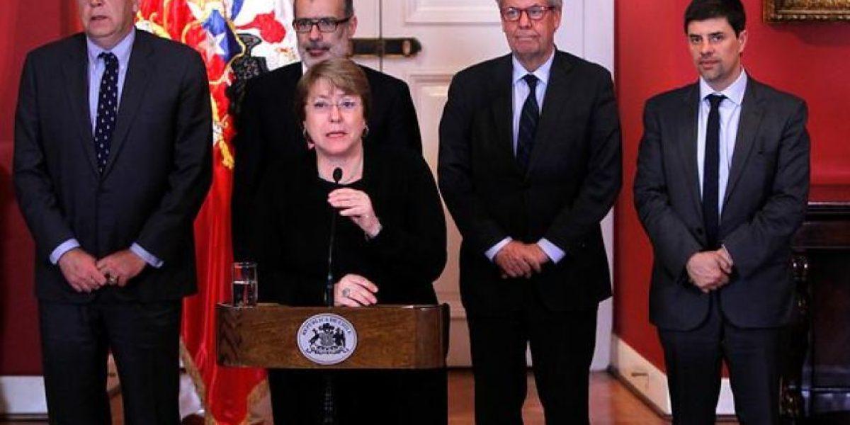 Bachelet declara zona de catástrofe a área afectada por terremoto y confirma viaje a Coquimbo